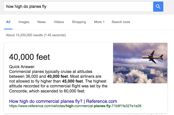 Things you don't expect to Google as you write your next blog post.